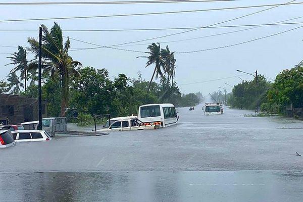 Inondation en Afrique australe Eloïse janvier 2021