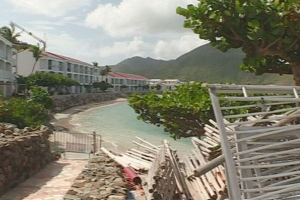 Saint Barthélemy un an après Irma