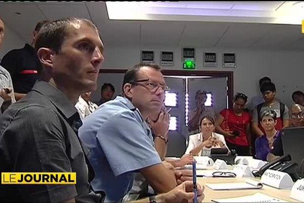 Face au risque cyclonique les services de secours se mobilisent
