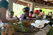 Les participants ont été sensibilisés à la préservation de l'environnement par les arts.