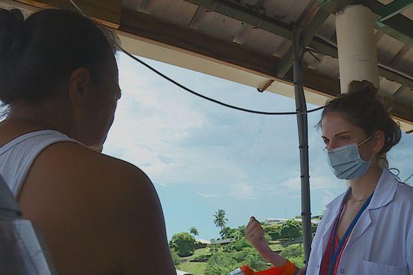 enquête séroprévalence sur le terrain