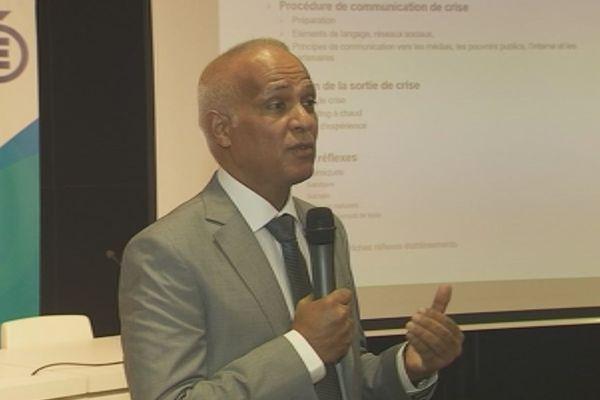 Mostafa Fourar recteur d'Académie de Guadeloupe