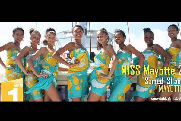 Miss Mayotte de 2001 à 2012, la rétrospectice