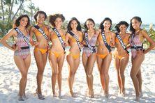 Les miss des Outre-mer lors de la préparation à Punta Cana