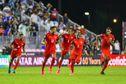 Les équipes de Trinidad et Tobago, Haïti et la Guadeloupe, qualifiées pour la Gold Cup