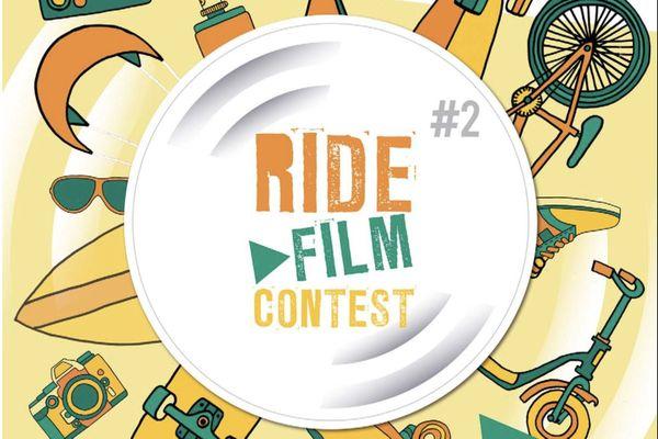 affiche ride film contest