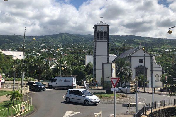 La commune de l'Etang-Salé.