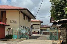 Ecole Edmard Malacarnet à Cayenne
