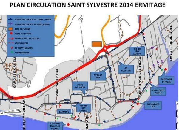 Plan de circulation