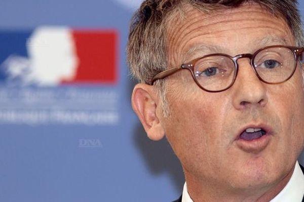 Vincent Peillon Ministre de l'éducation Nationale