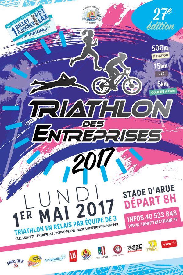 triathlon des entreprises