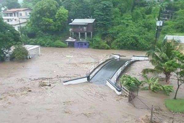 Inondations à Grenade