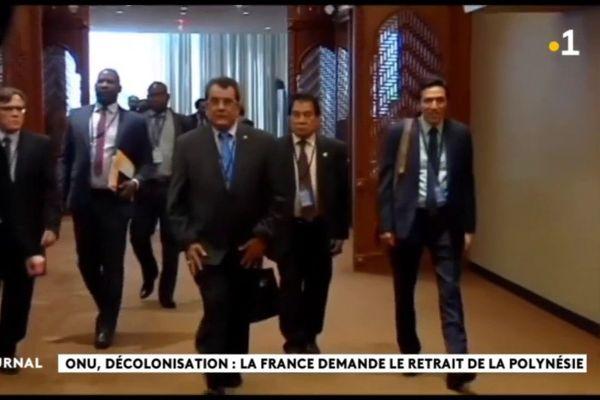 La France se prononce à l'ONU pour la désinscription de la Polynésie de la liste des territoires non autonomes
