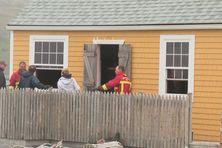Un incendie a ravagé l'intérieur d'une résidence secondaire située à l'île aux Marins