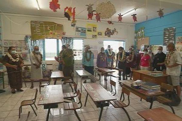 Visite écoles primaires