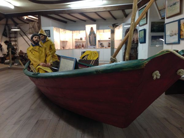 Doris musée de Saint-Malo