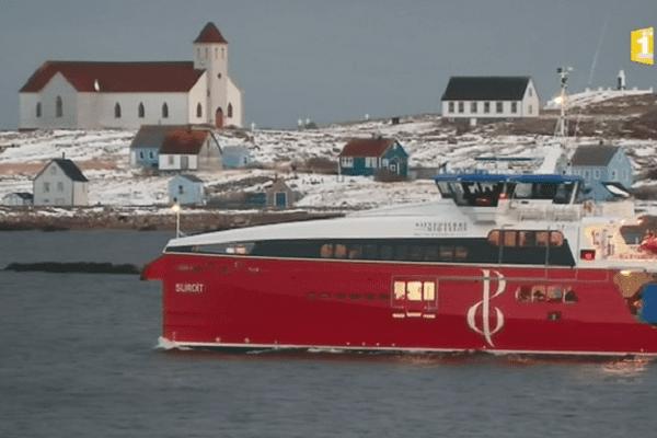 ferry saint-pierre miquelon