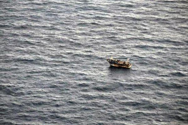Un bateau de passeurs