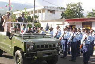Fête de l'indépendance aux Comores