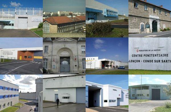 Les prisons de Fabrice Boromée