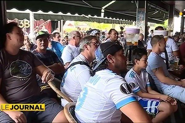 Europa league : les Marseillais de Polynésie dépriment