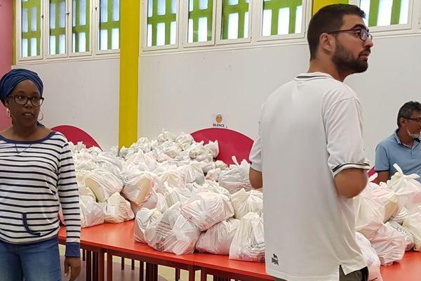 1 000 colis alimentaires en faveur de familles dans le besoin