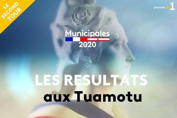 Tuamotu résultats