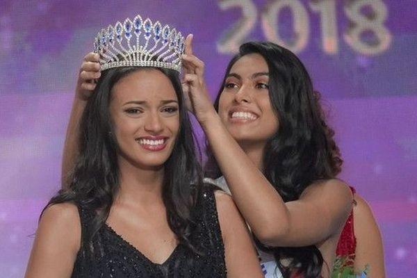 Miss Réunion 2018 Morgane Soucramanien