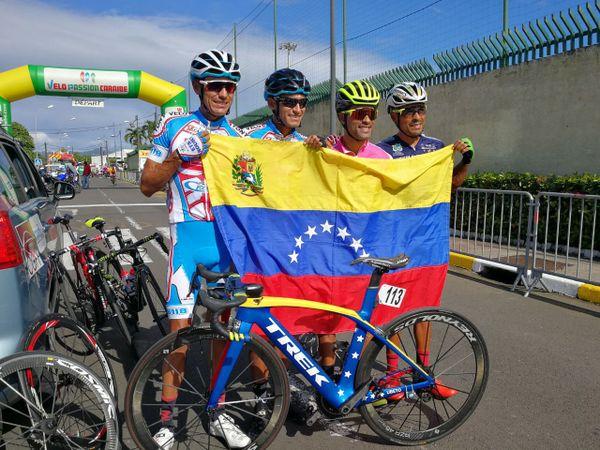 Venezueliens du tour