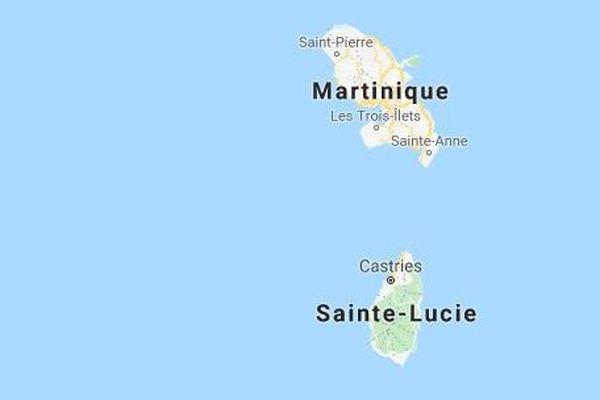 Canal de Sainte-Lucie