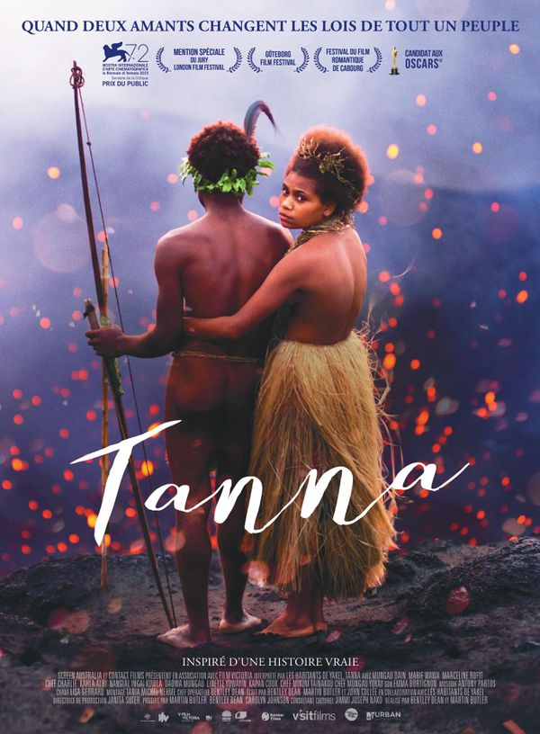 Tanna affiche