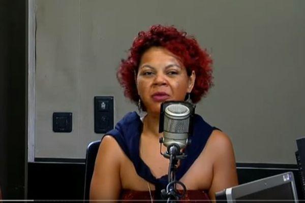 Nadège Miniama, présidente de l'association Vers une nouvelle vie