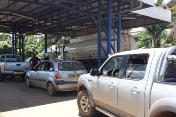 Les prix des carburants ont baissé ce lundi 1er avril à Wallis et Futuna