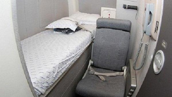 couchette A380