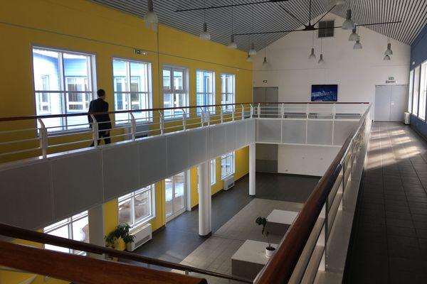 Le Centre Hospitalier François Dunan à St-Pierre-et-Miquelon (773010)