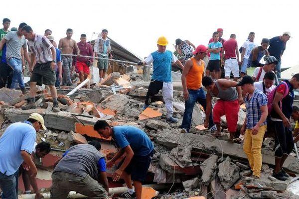 Equateur Seisme