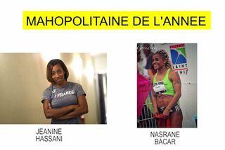 Nominées Mahopolitaines 2018 : Jeanine Hassani & Nasrane Bacar