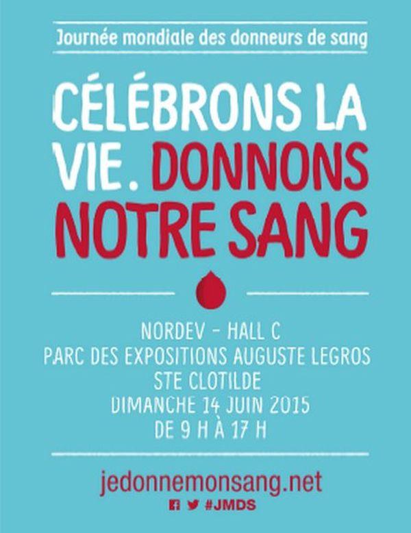 journée mondiale des donneurs de sang