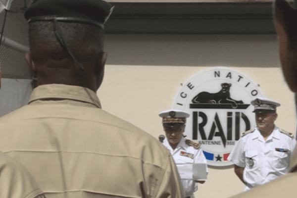 Nouméa : ouverture d'une antenne du RAID