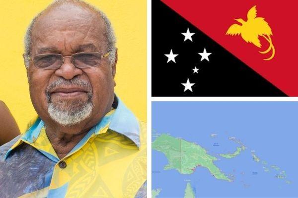 Décès Sir Michael Somare PNG