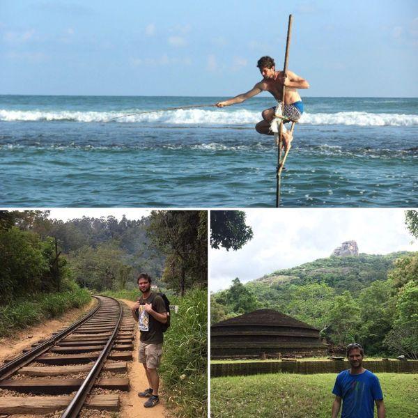 Pablo est installé au Sri Lanka depuis décembre 2016