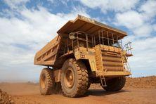 La mine de nickel de Tiebaghi (SLN) en Province Nord de la Nouvelle-Calédonie