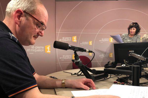 yannis chaignon spm la 1ere radio