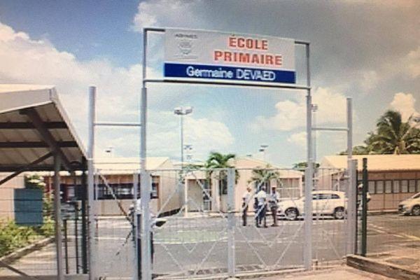 écoles vandalisées au Raizet