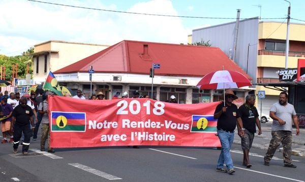 Photo banderole USTKE défilé (1er mai 2017)