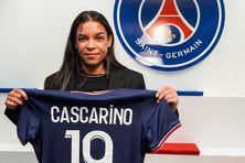 Estelle Cascarino signe au PSG