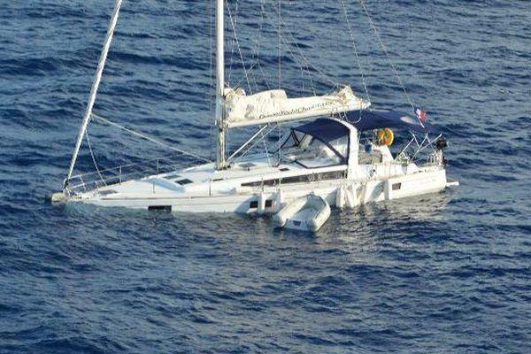 sauvetage voilier