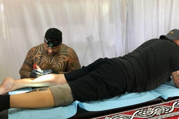 Calédonie tattoo festival, 17 mai 2019