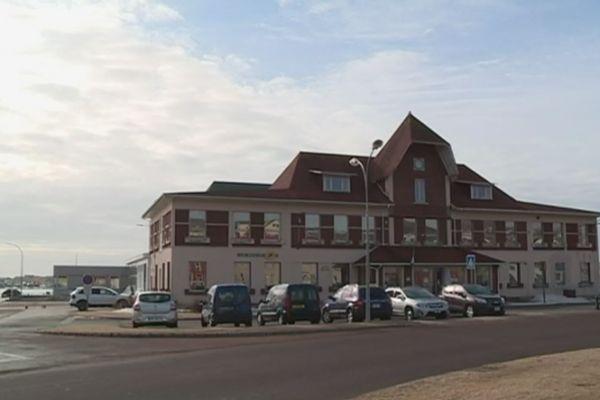 Projet de construction d'un complexe hôtelier à Saint-Pierre