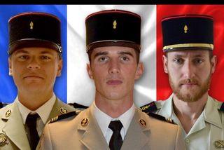 Les trois hommes appartenaient au 19ème régiment du Génie de Besançon / © Chef d'État-Major de l'armée de Terre